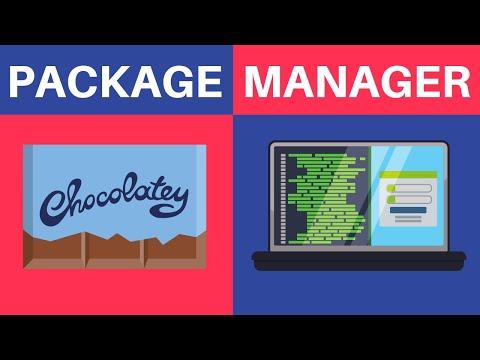 Chocolatey Windows 10: Install/Uninstall Software Package