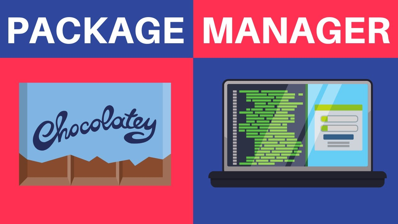 Chocolatey Windows 10 Package Manager - Install Guide (2019)