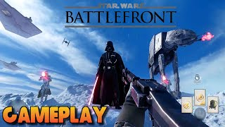 Star Wars Battlefront - DARTH VADER EARLY BETA GAMEPLAY (PS4 Gameplay)