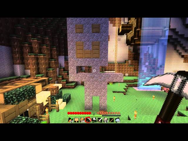 NamelessCraft: MUUTTO BLOXTERILLE!! #11