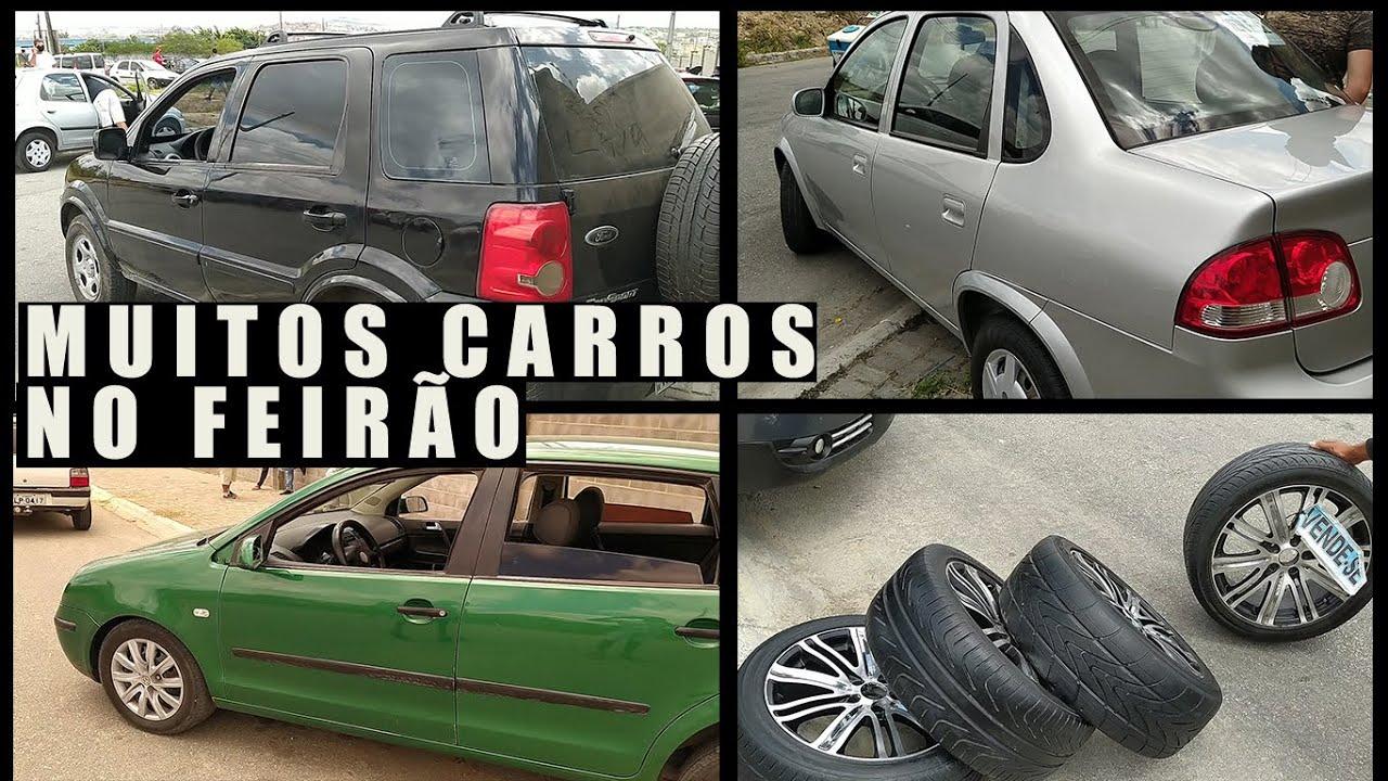 FEIRÃO DE CARROS ,VARIEDADE EM CARUARU