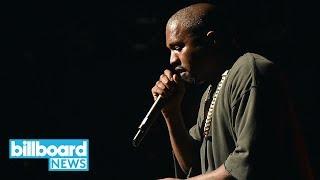Kanye Admits That His Album Yandhi Will Be No. 2 to Lil Waynes Tha Carter V   Billboard News
