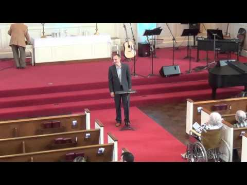 Sunday January 4 2015 First Union Congo Church Quincy IL