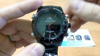 Naviforce NF9024 Watch Review & Manual