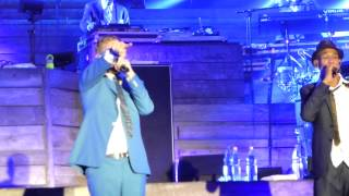 Seeed - Beautiful, Dancehall Caballeros, Schüttel deinen Speck live @ Ferropolis 22.08.14 (HD)