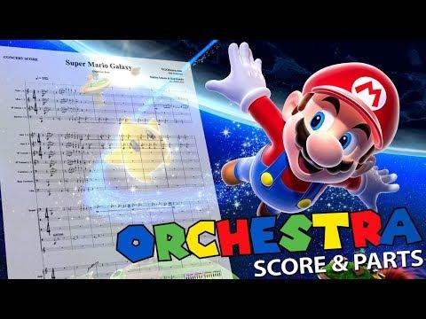 Super Mario Galaxy: Symphonic Suite | Orchestral Cover