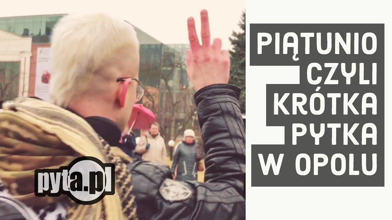 Blek piątek w Opolu – pyta.pl