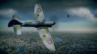 Fliegende Helden des zweiten Weltkriegs-Teil 1:George Beurling-DOKU