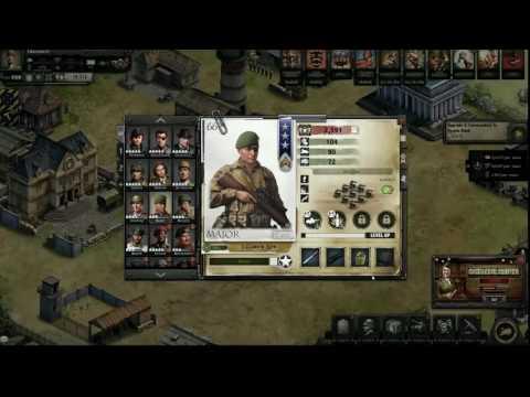 Liberators Tutorial: Commanders