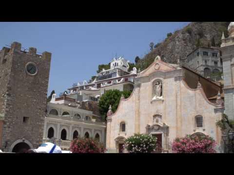 Sicily, Messina, Taormina in 4K (Sony a6500 + 18-105 mm lens)