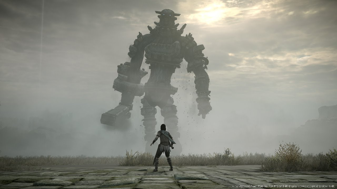 Celebrating 40K Subscribers With Shadow of the Colossus