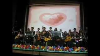 Semua Tentang Kita - Tara Salvia Class of 2012 Ensemble