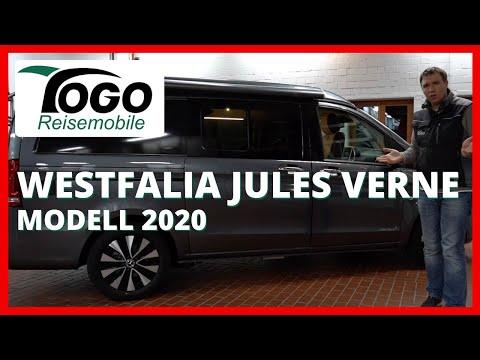 ❤️ TOLL: MERCEDES, TOILETTE, AUFSTELLDACH und ALLRAD Westfalia Jules Verne | 2020 | TOGO REISEMOBILE