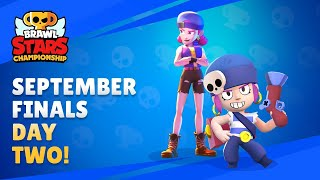Brawl Stars Championship 2020 - September Finals - Day 2