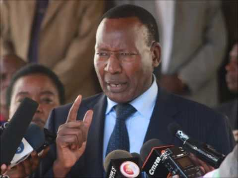 Is Nkaissery Latest Victim Of Jinxed Assassination-prone Interior Ministry?