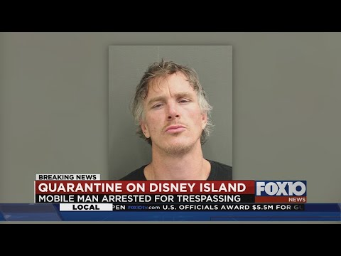Mobile-man-arrested-on-private-Disney-World-island