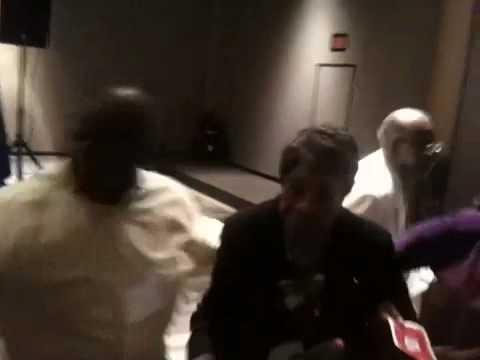 Duerson, Bennett, Miller reunion