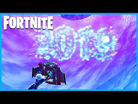 *NEW* 2019 NEW YEAR'S EVE EVENT in Fortnite: Battle Royale! (Fortnite NYE 2019 Gameplay)