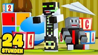24 STUNDEN als SPIELZEUG LEBEN! - Minecraft [Deutsch/HD]