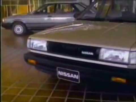 Nissan Tsuru 1988 - YouTube