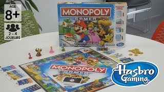 Monopoly Gamer - Démo en français HD FR