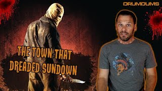 Drumdums Reviews THE TOWN THAT DREADED SUNDOWN (2014)