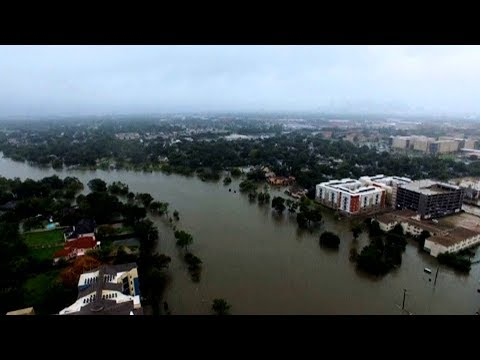 "Dr. Robert Bullard: Houston's ""Unrestrained Capitalism"" Made Harvey ""Catastrophe Waiting to Happen"""