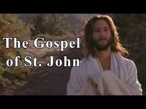 The Gospel of St. John - Film - High Quality! HD