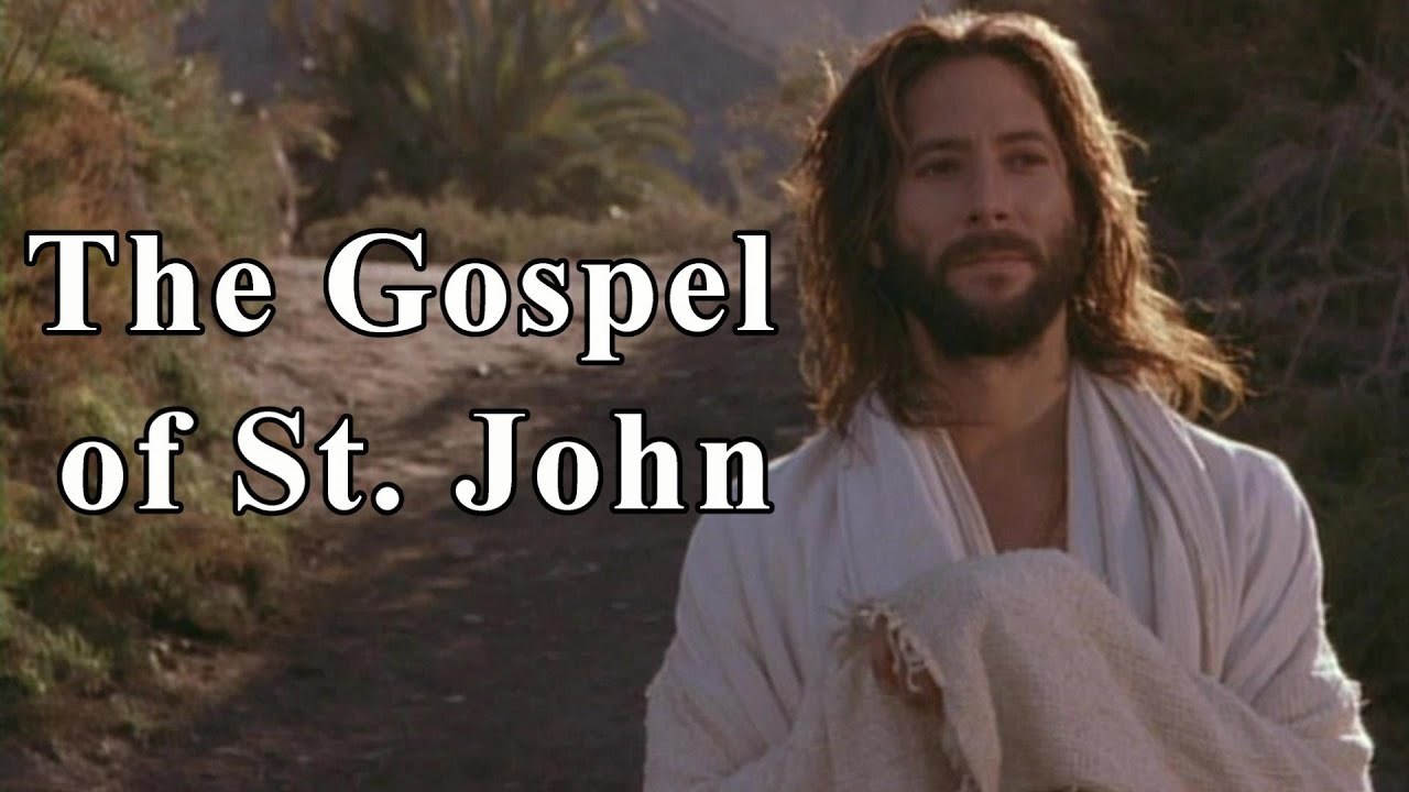 the gospel of st john film high quality hd youtube