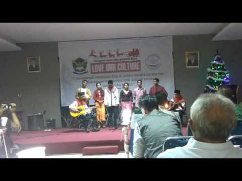 Tuhan Satukan Kami - Forum Mahasiswa Maluku Jakarta