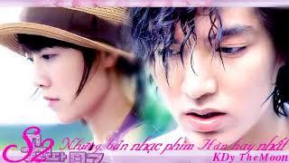 Những bản nhạc phim Hàn Quốc đình đám nhất P1 ♥♡♥ mp4