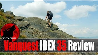 Vanquest IBEX 35 Review - Excellent Quality but HEAVY