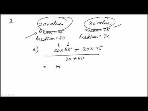 Data Analysis Problem 3 REVISED GRE MATH REVIEW OFFICIAL