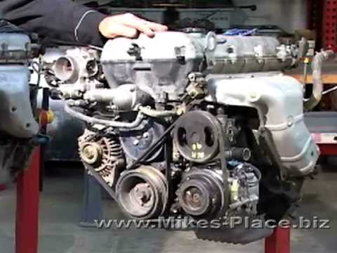 Miata, MX-5, Eunos roadster - 4 engine description by Mike at Mike\'s ...