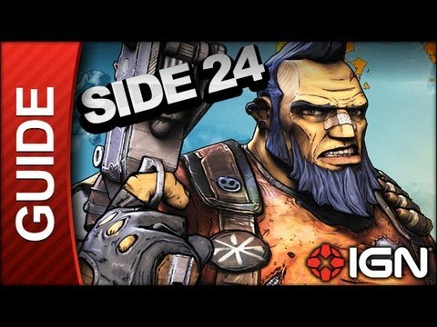 Borderlands 2 Walkthrough - Cult Following: Lighting the Match - Side Missions (Part 24)
