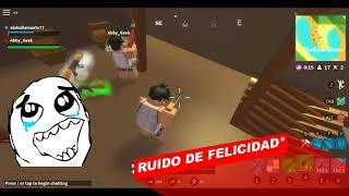 The best game by Roblox-AluluDiamante and Abi