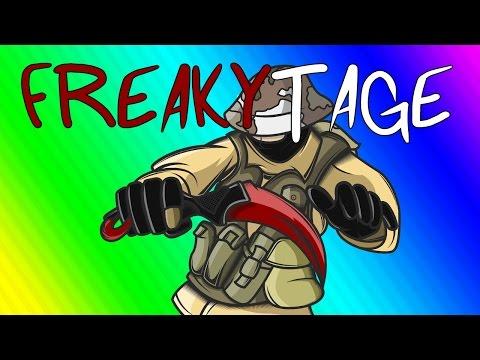 FreakyTage ♫ GANGNAM ♪