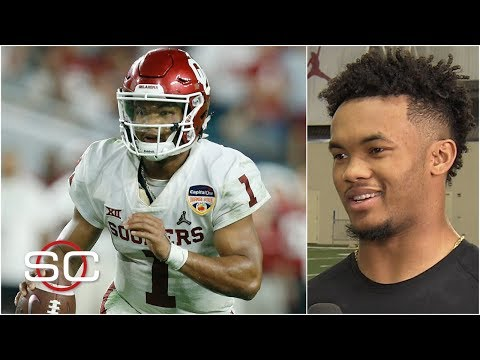 Kyler Murray pleased with his Pro Day, has no regrets about choosing football | SportsCenter