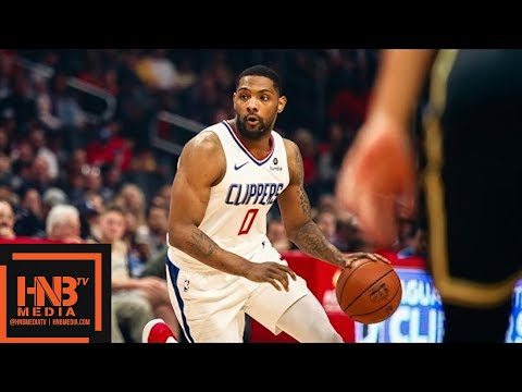 Los Angeles Lakers vs LA Clippers 1st Half Highlights / April 11 / 2017-18 NBA Season
