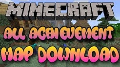 Minecraft: Xbox 360/One/PS3/PS4 - All Achievement World Download
