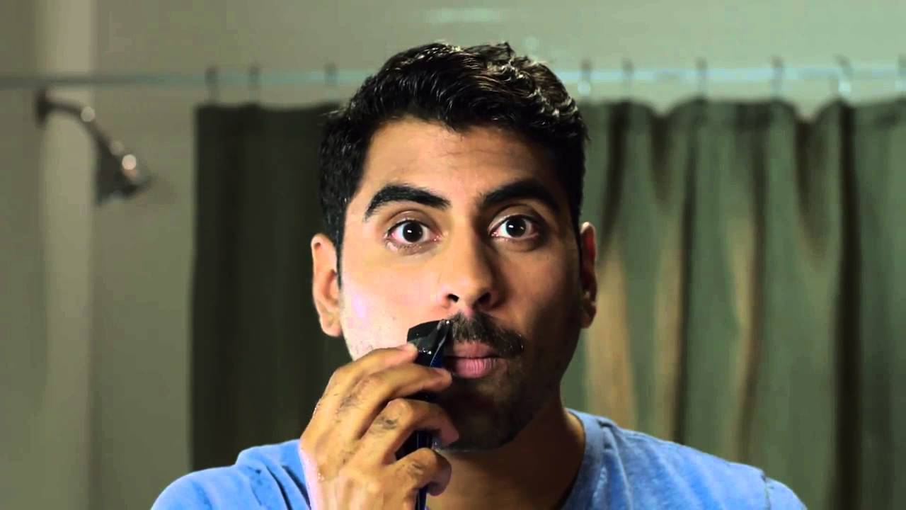 Mustache Styles How To Shave A Pencil Thin Mustache Gillette Youtube