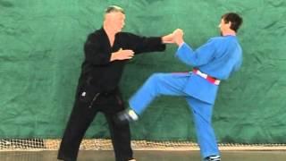 Обучение системе рукопашному бою Часть 4