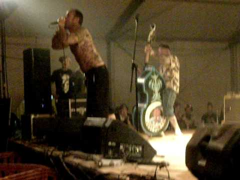 Guana Batz - Radio Sweetheart  Psychobilly meeting 2010