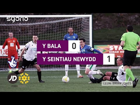 Bala Town TNS Goals And Highlights