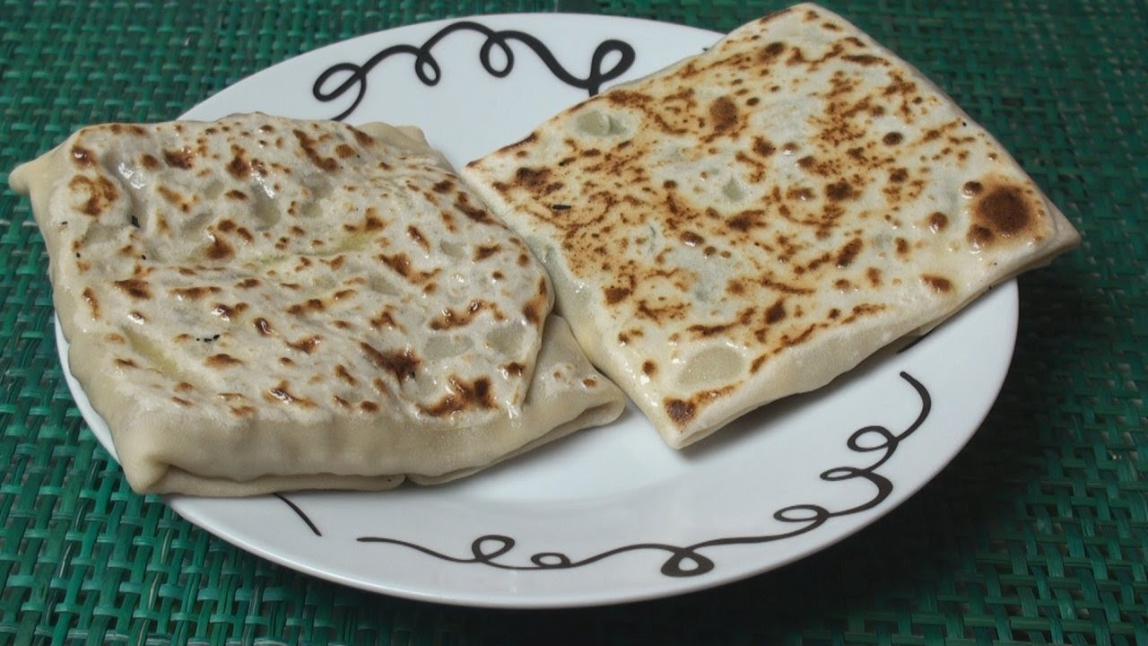 Turkish cakes Gozleme: recipe 38