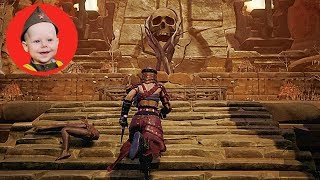 Conan Exiles (PvE-C): The Summoning Place (Episode 25)
