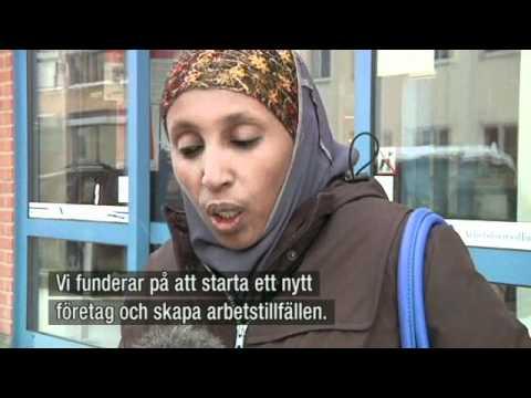 Svårt att få lån på banken och förklara affärsidé   Smålandsnytt   SVT Play