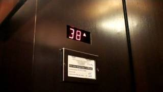 Schindler-Haughton Traction Elevators @ Promenade II Atlanta