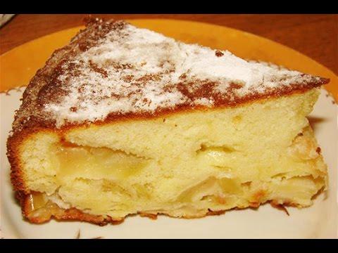 Рецепт шарлотки с яблоками пошаговый рецепт в мультиварке