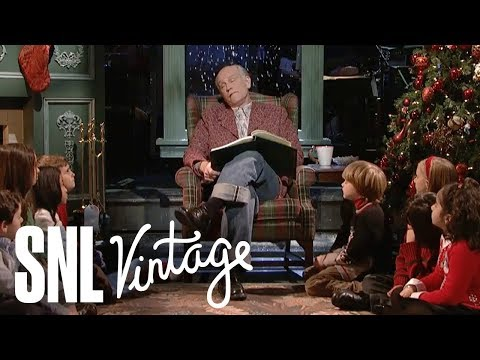 Monologue: John Malkovich Reads 'Twas the Night Before Christmas  SNL